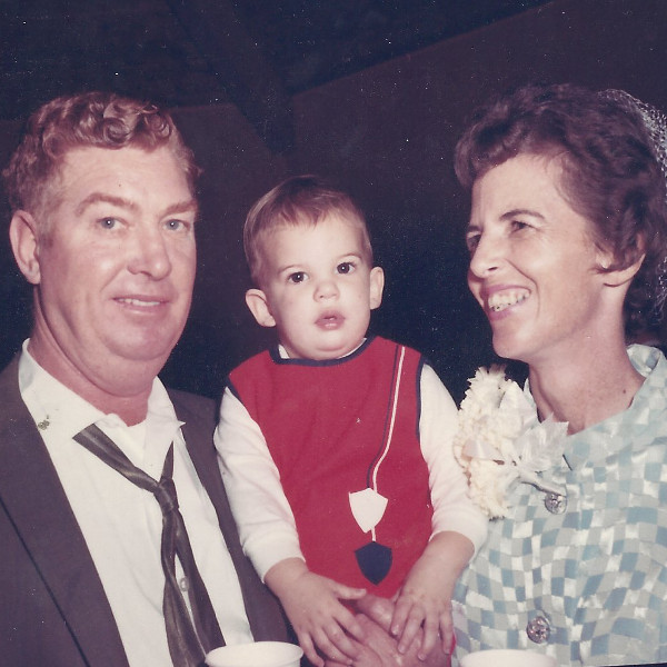 Lawrence and Parents 1969