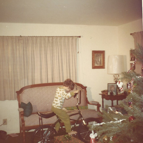 Christmas Morning 1972